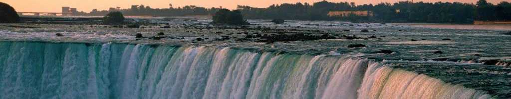 Beautiful Niagra Falls, Ontario